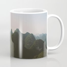 Yangshuo mountains Coffee Mug