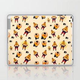 gritty patterns Laptop & iPad Skin