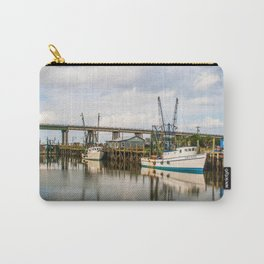 At the Dock Carry-All Pouch
