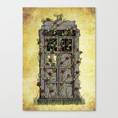 Rose- Doctor Who Canvas Print