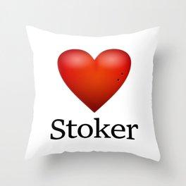 iStoker Throw Pillow