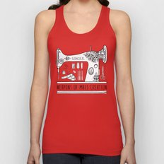 Weapons Of Mass Creation - Sewing Unisex Tank Top