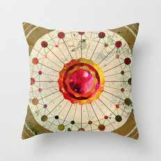 Cosmos MMXIII - 09 Throw Pillow