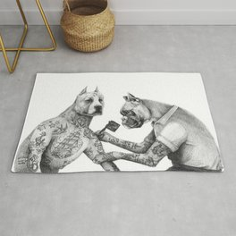 The Tattooist Rug
