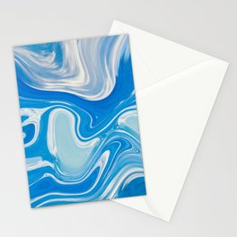 Where Sea Meets Sky Stationery Cards