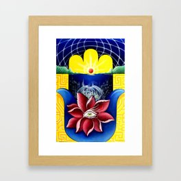 """Generate"" by Adam France and Nick Scotella Framed Art Print"