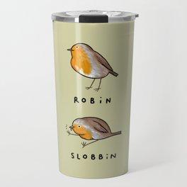 Robin Slobbin Travel Mug