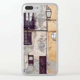 Urban Street Clear iPhone Case