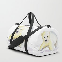 Little Polar Bear Duffle Bag