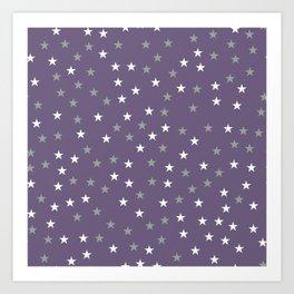 Stars Pattern 2 Kunstdrucke