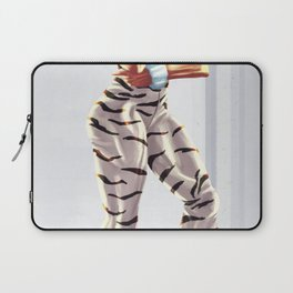Snow Suit Laptop Sleeve