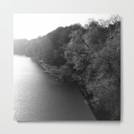 Inanimate Existence Metal Print