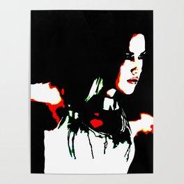 Alissa White-Gluz (2) Poster