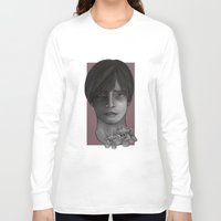 silent hill Long Sleeve T-shirts featuring Silent Hill 4 The Room Henry Townshend by hinterdemlicht
