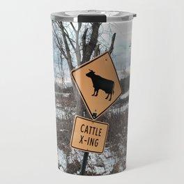 Cattle X-ING Travel Mug