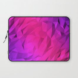 I Love Low Poly 2 Laptop Sleeve