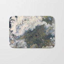 Acrylic Pour 2 Bath Mat
