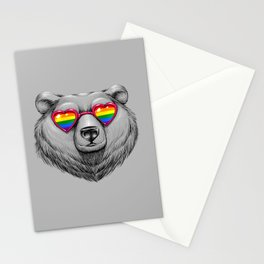 Pride Heart Stationery Cards