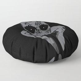 Possessive Demon Floor Pillow