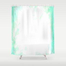 CLEAN Shower Curtain