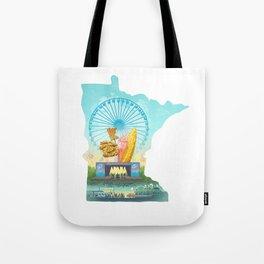 Minnesota State Fair 2 Tote Bag