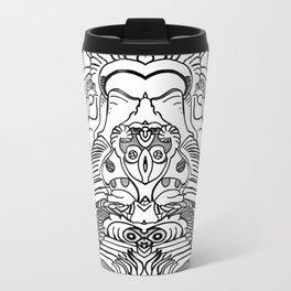 FaceArt Travel Mug