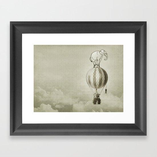 jumbo 02 Framed Art Print