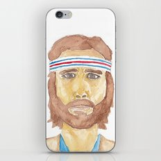 richie tenenbaum iPhone & iPod Skin