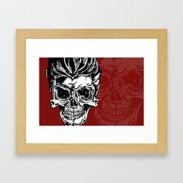108 Framed Art Print