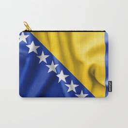 Bosnia and Herzegovina Flag Carry-All Pouch