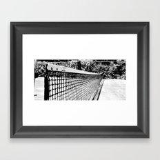 Game On Framed Art Print