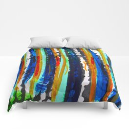 Tribal Stripes  Comforters