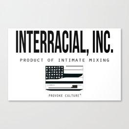 Interacial Inc. Canvas Print