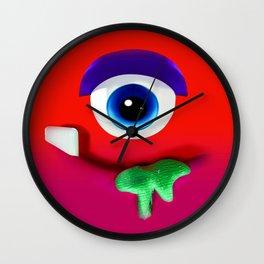 Fertucho v2 Wall Clock