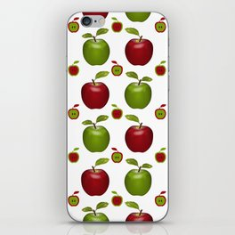 Apples Composition iPhone Skin