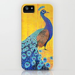 Peacock - Brave iPhone Case