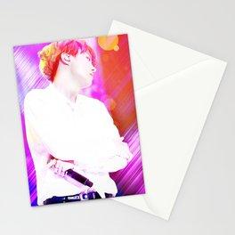Lightly Dazed Stationery Cards