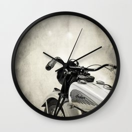 The Vintage Indian Wall Clock