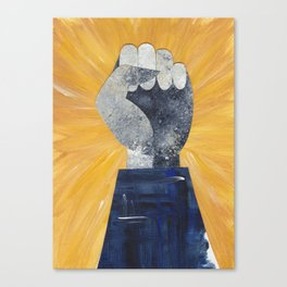 #feelingnuts Canvas Print