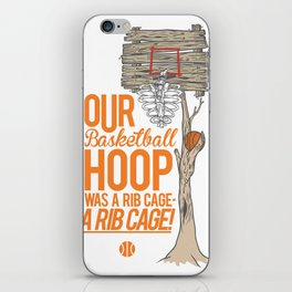 Ribcage iPhone Skin