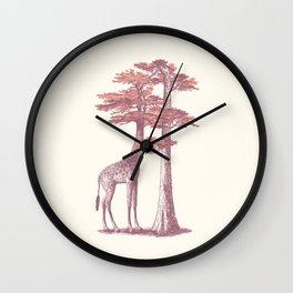 Fata Morgana Wall Clock