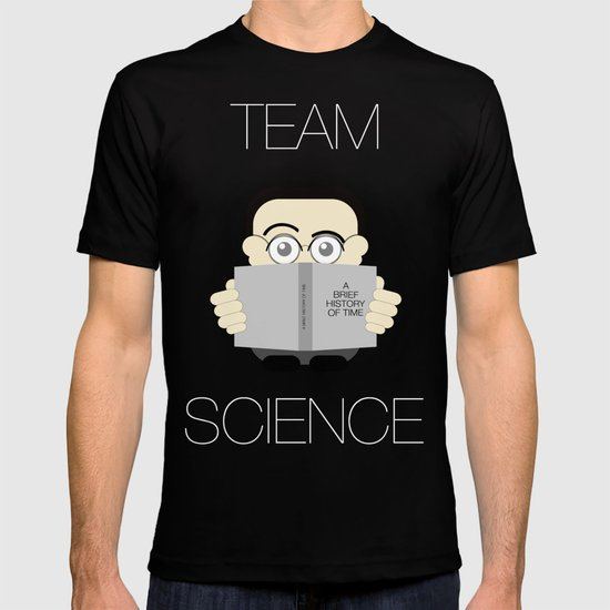 Team Science T-shirt
