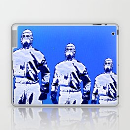 - man machine - Laptop & iPad Skin