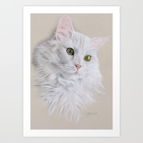 Mikey Art Print