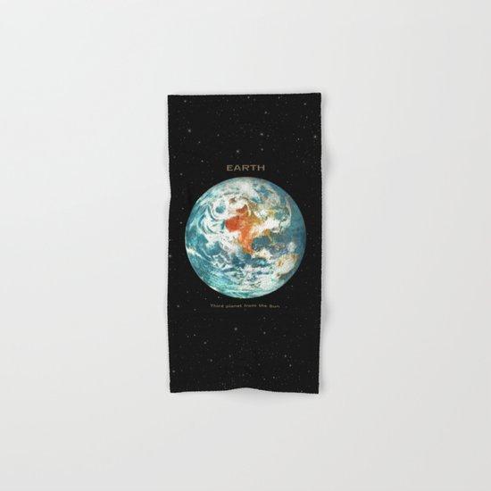 Earth Hand & Bath Towel