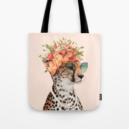 ROYAL CHEETAH Tote Bag