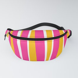 Chewy Candy Stripes Fanny Pack