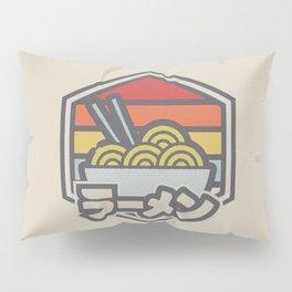 Ramen 2019 - Retro Pillow Sham