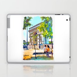 The Arc de Triomphe Paris Laptop & iPad Skin