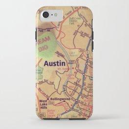 Dream Big Austin iPhone Case